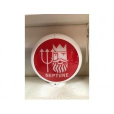 Petrol Bowser Globe Neptune Red