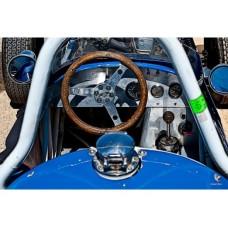 Nota BMC Formula Junior tin metal sign