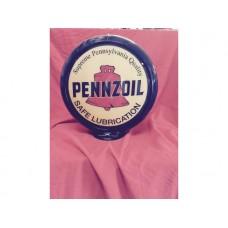 Petrol Bowser Globe Pennzoil