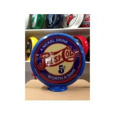 Petrol Bowser Globe Pepsi