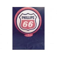 Petrol Bowser Globe Phillips 66
