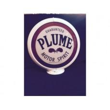 Petrol Bowser Globe Plume