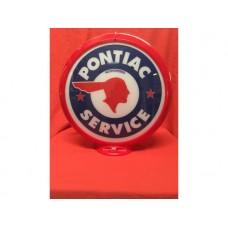 Petrol Bowser Globe Pontiac