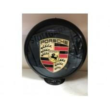 Petrol Bowser Globe Porsche