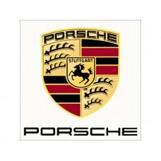 Porsche Logo tin metal sign