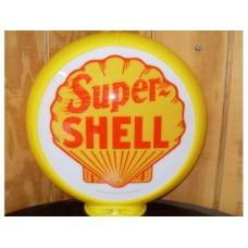 Petrol Bowser Globe Shell