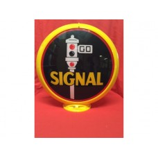 Petrol Bowser Globe Signal