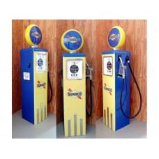 Sunoco Petrol Bowser