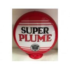 Petrol Bowser Globe Super Plume