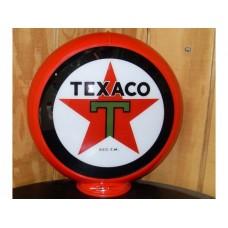 Petrol Bowser Globe Texaco