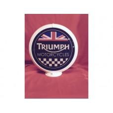 Petrol Bowser Globe Triumph