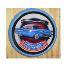 Plastic wall mount 57 Chevrolet