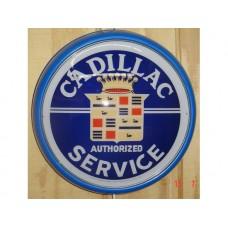 Plastic wall mount Cadillac
