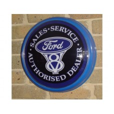 Plastic wall mount Ford Service