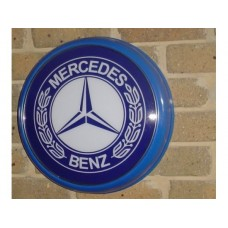 Plastic wall mount Mercedes Benz