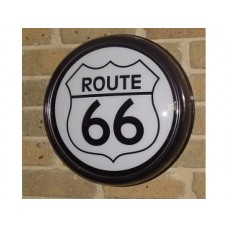 Plastic wall mount Route 66
